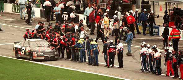 Dale Earnhardt Daytona Win