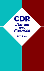 CDR-05 - Justice and Fairness - 180w
