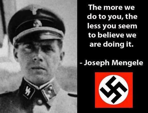 130721 - Mengele