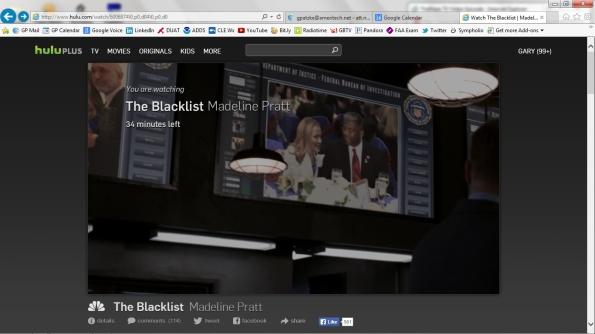 140224 - NBC Blacklist Alan Keyes