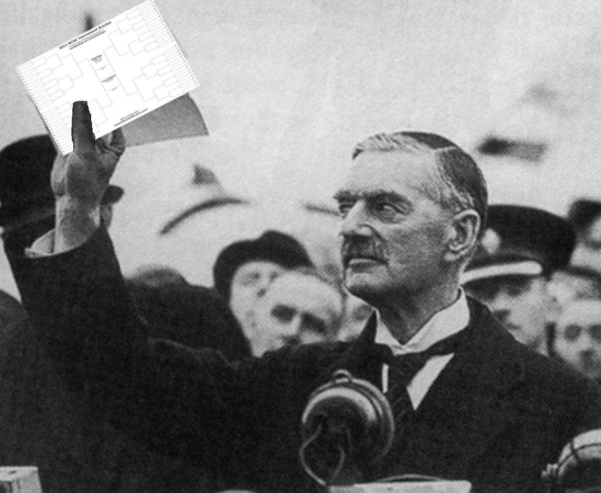 Whos Neville Chamberlain Neville Chamberlain's