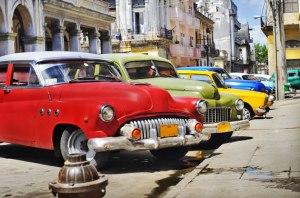 MF150119 - Cuba Classic Cars