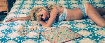 MF150223 - Scrabble Bikini