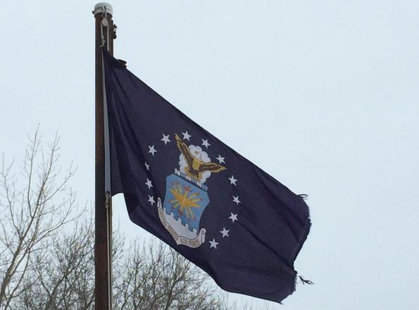 YS150207 - USAF Flag