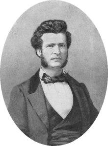 CPD150413 - Mark Twain  circa 1860