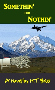 MTB150710a - Somethin' for Nothin' Cover - Paperback