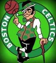 Boston Celtics Mascot