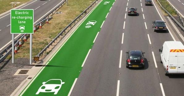 electric-car-recharging-lane